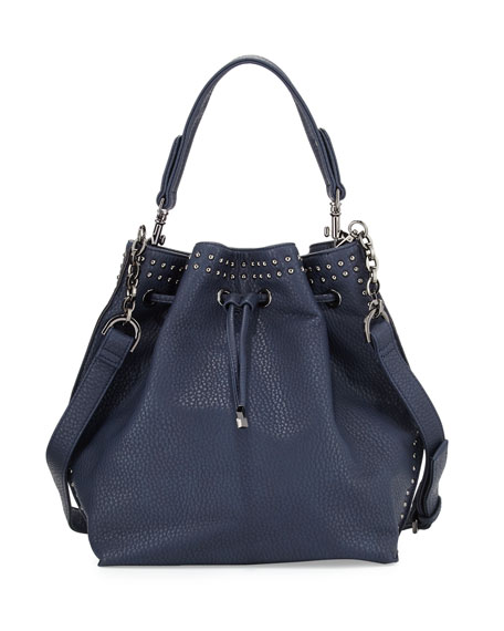 Neiman Marcus Bucket Hobo Bag