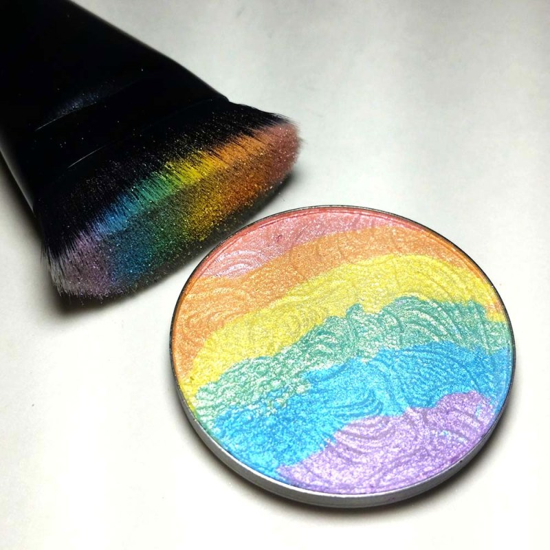 Bitter Lace Beauty Rainbow Highlighter
