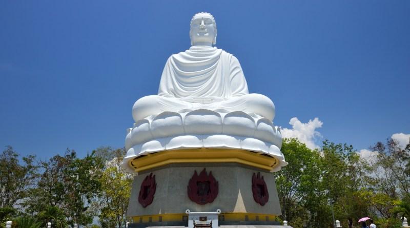 travel asia buddha statue spirituality religion adventure explorer