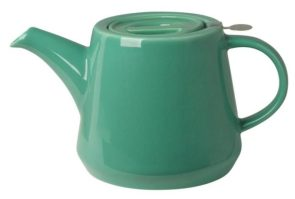 Jenny and Co 4 Cup Green Teapot