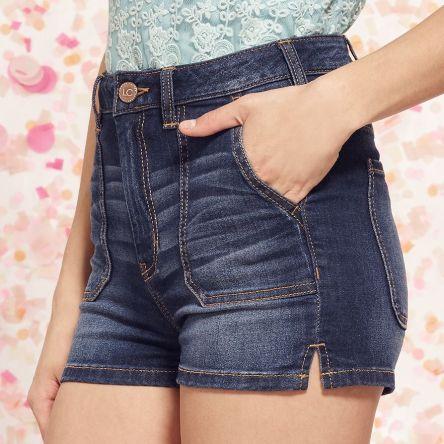 affordable fashion shorts high waist outfit ideas