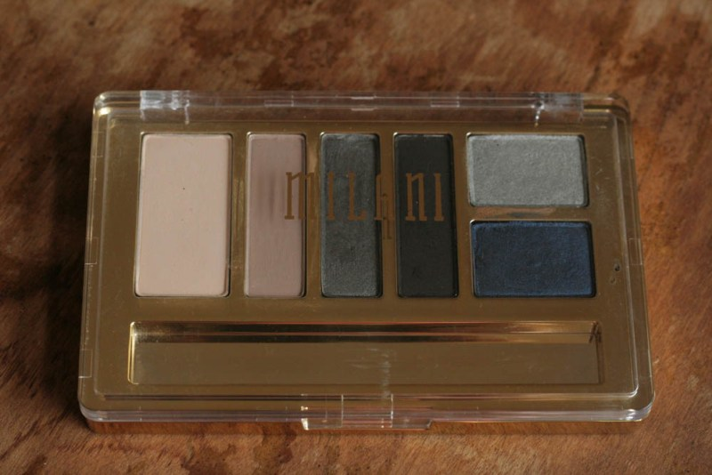 Milani Smokey Essentials Palette-8
