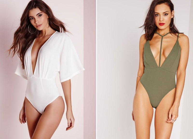 Missguided Bodysuits