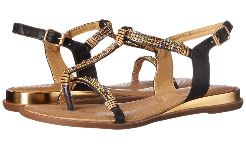 PAtrizia Anouk Sandals Black