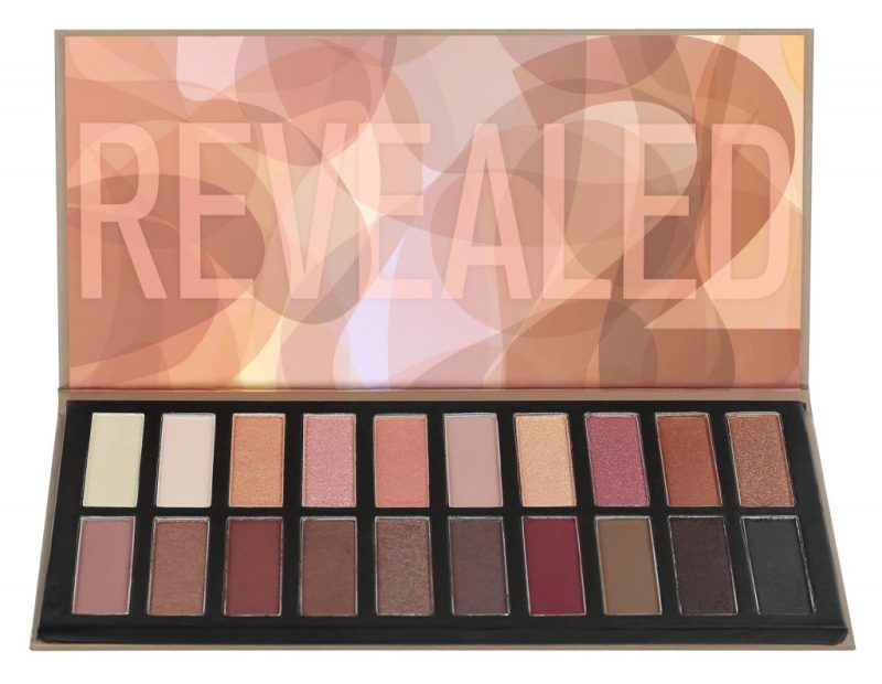 Coastal Scents Revealed 3 Palette