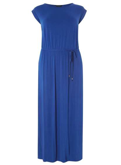 Dorothy PErkins DP Curve Cobalt Blue Maxi Dress