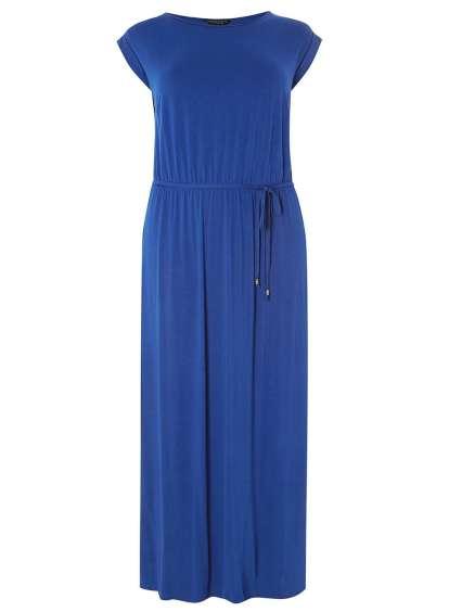 Dorothy PErkins DP Curve Cobalt Blue Maxi Dress
