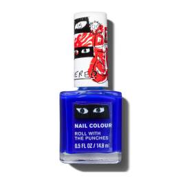 Sonia KAshuk Knock Out Roll With The Punches Cobalt Blue Nail Polish
