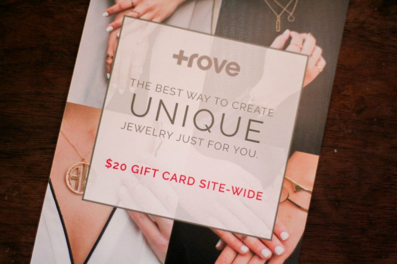 Trouve Gift Card