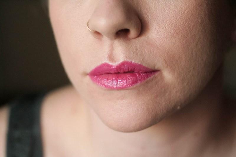 big bang metallic vice lipstick palette swatch