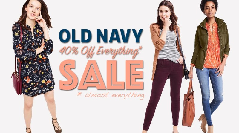 f861020d53481 Quick Deals: 40% Off Your Order at Old Navy • Broke and Beautiful