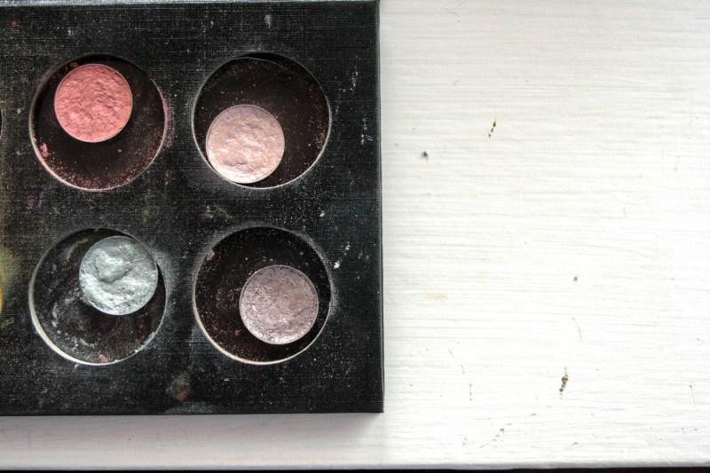 Tutorial: Pressing Loose Eyeshadows into Pans