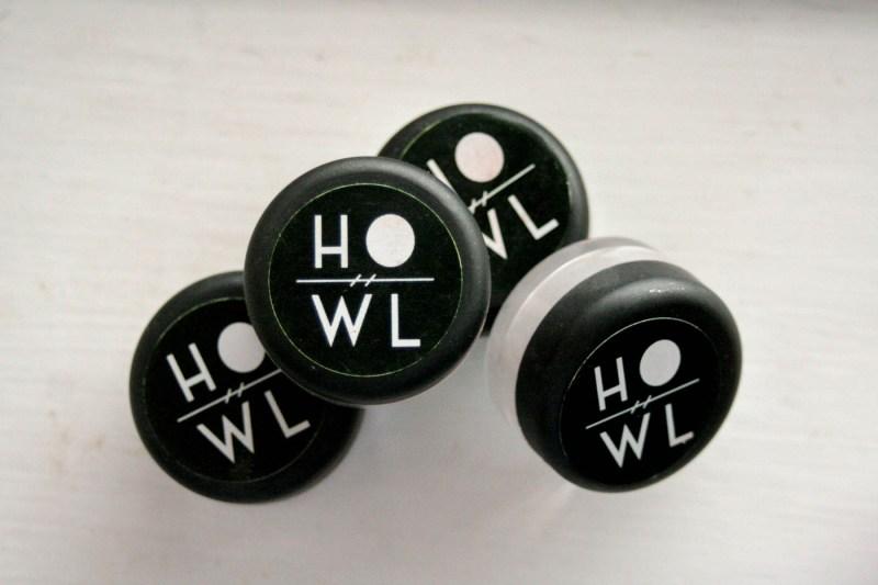 Howl Cosmetics Indie Eyeshadows