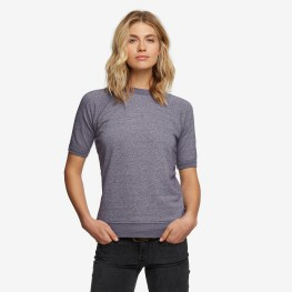 American Giant Short Sleeved Crew Neck