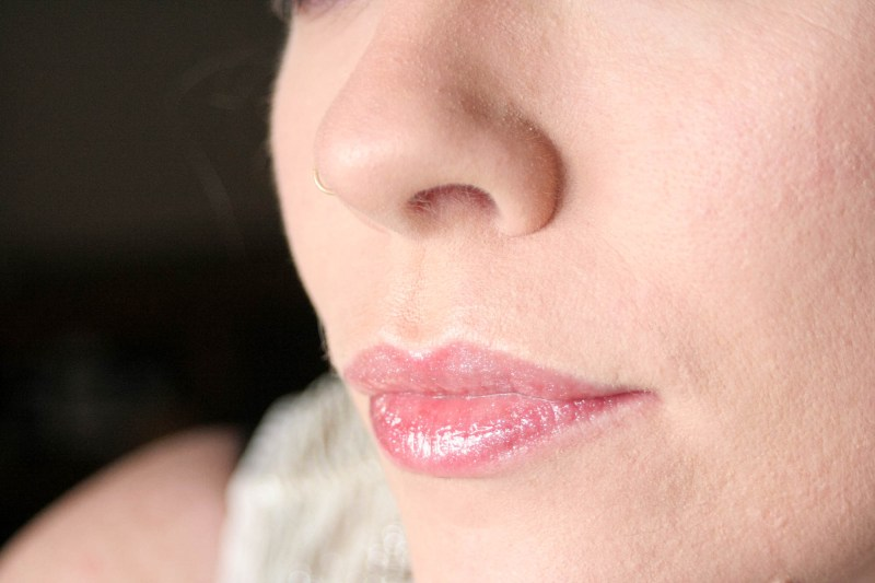 Buxom Full-On Lip Polish in Celeste