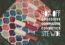 40% Off Site-Wide at Obsessive Compulsive Cosmetics