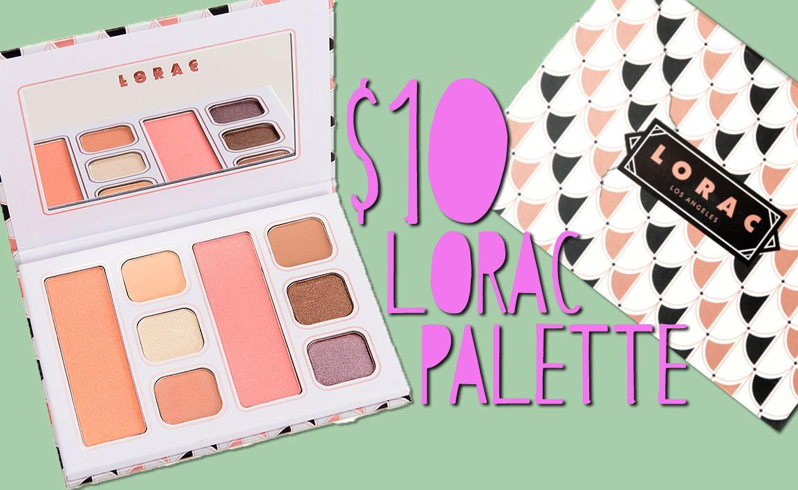 Beauty Steal 10 Lorac Dance Til Dawn Palette At Ulta Broke And Frnd Cosmetics Lip Cream Dusk Till Beautiful