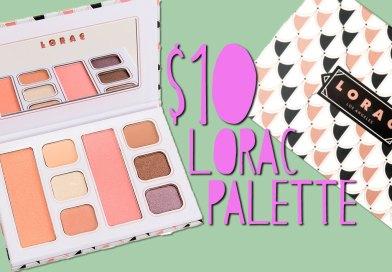 Beauty Steal: $10 Lorac Dance 'Til Dawn Palette at Ulta