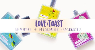 Affordable Beauty Line to Love: Love + Toast