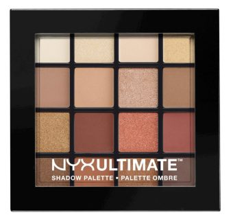 NYX Ultimate Eyeshadow Palette, $17.99
