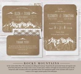 National Park Service Rocky Mountains Greenvelope