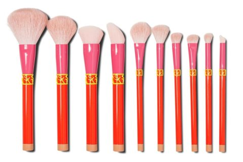 Sonia Kashuk Color Shock Makeup Brushes