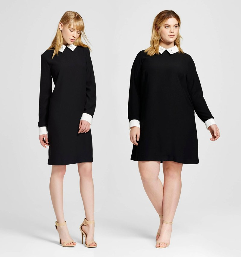 Victoria Beckham X Target Collection With Plus Sizes Broke And