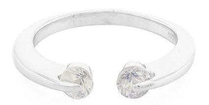 Rainbow Moonstone Ring, $29