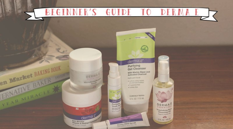 Affordable Skincare: What to Buy from Derma E