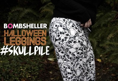 Bombsheller Halloween Collection & Leggings Review