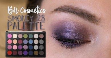 BH Cosmetics Smokey 28 Palette Review