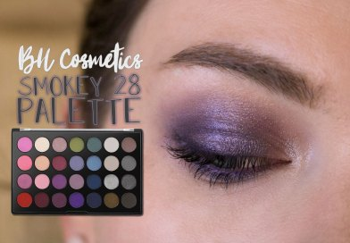 BH Cosmetics Smokey 28 Palette Review