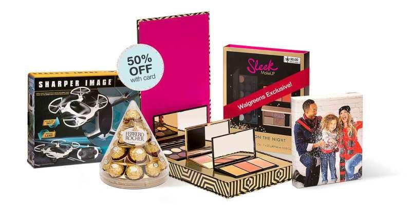 Walgreens Gift of the Week: Sleek MakeUP Bring on the Night