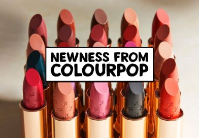 The Onslaught of Newness at Colourpop