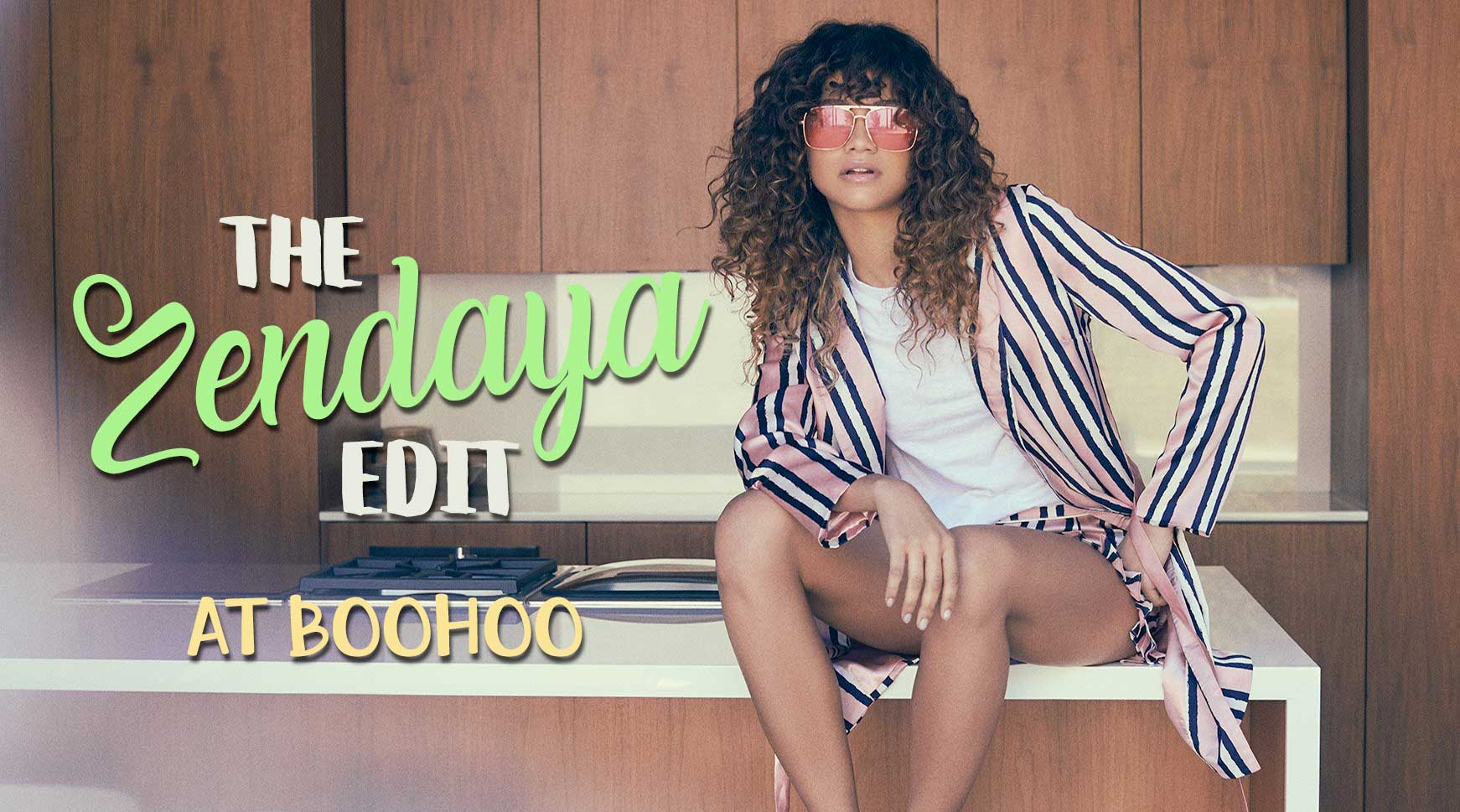 d297892090c07 Boohoo & Zendaya Revived the 90s with The Zendaya Edit • Broke and Beautiful