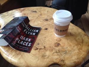 "Gillian Flynn's ""Dark Places"" was one of the highlights of my literary year last November"