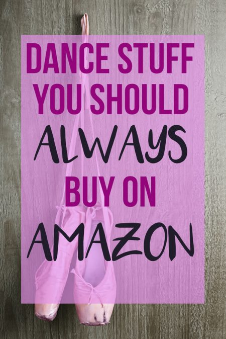 Dance Stuff to Buy