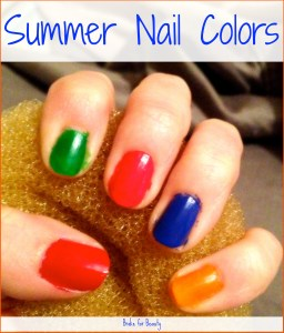 ss summer nails