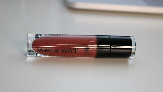 Wet 'n Wild Megalast Catsuit Matte Lipstick in Give Me Mocha