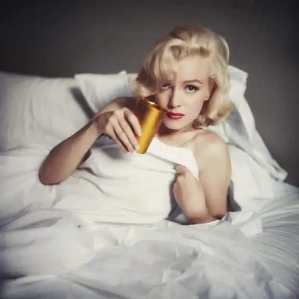 Up close with Marilyn Monroe