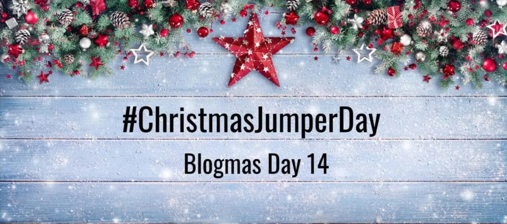 Christmas Jumper Day ChristmasJumperDay