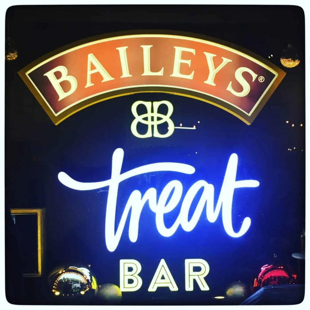 Baileys Treat Bar is back!