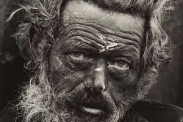 Homeless Irishman, Spitalfields, London 1935