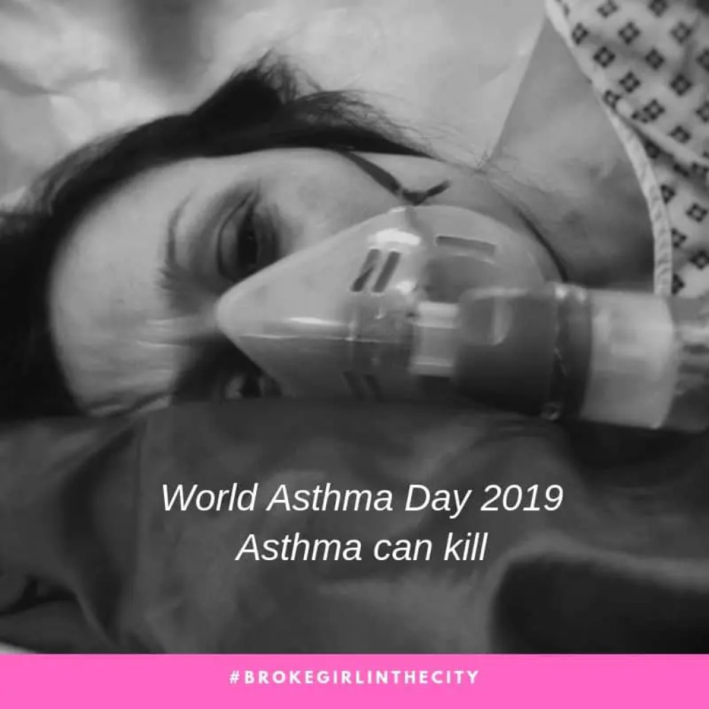 Living in the city with Asthma