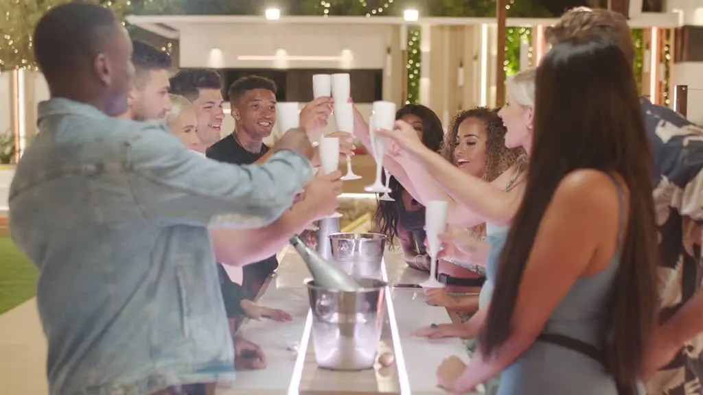 Throw your own Love Island Party