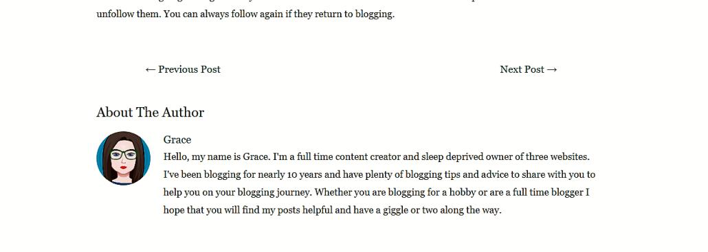 hidden difficulties of blogging