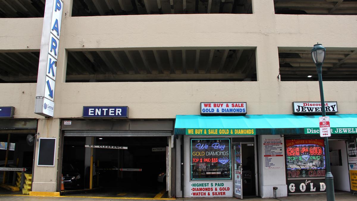 garage abduction