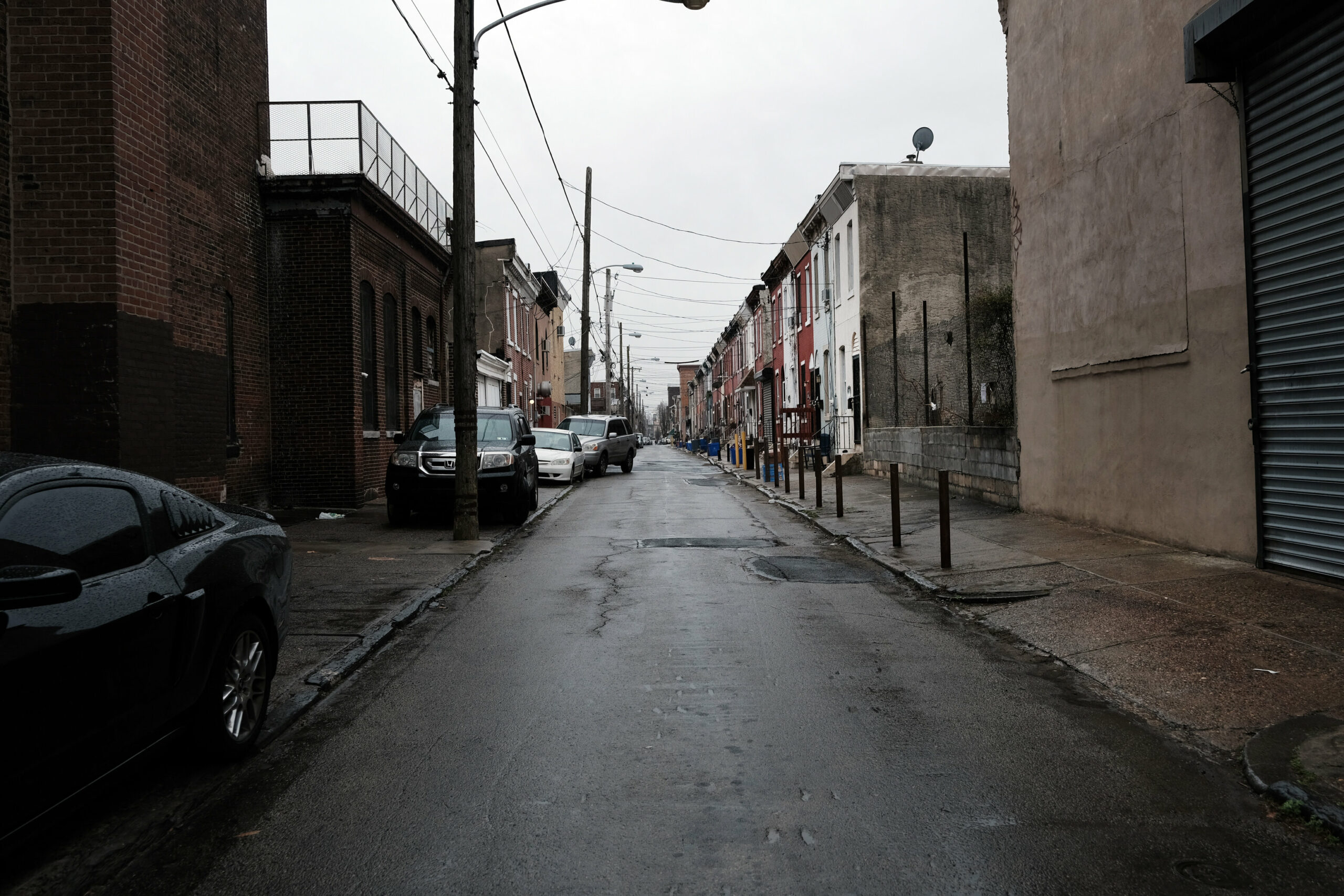 Philadelphia Minister Aids Community Hard-Hit By COVID-19, Poverty And Addiction
