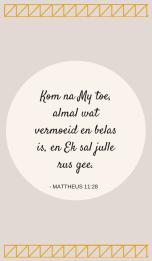 MATTHEUS 11:28