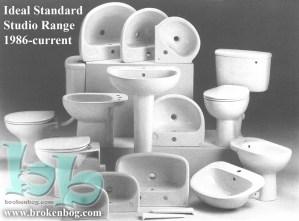 "Ideal Standard ""Studio"" range"